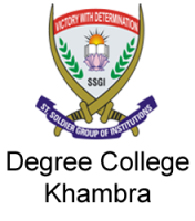 khambra degree college