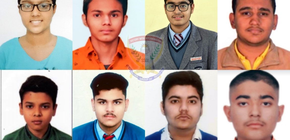 Students of St Soldier GROUp shine in JEE Main results 2021